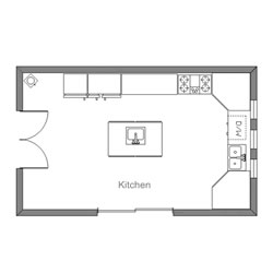 Easy to use house floor plan drawing software Floor plan drawing program